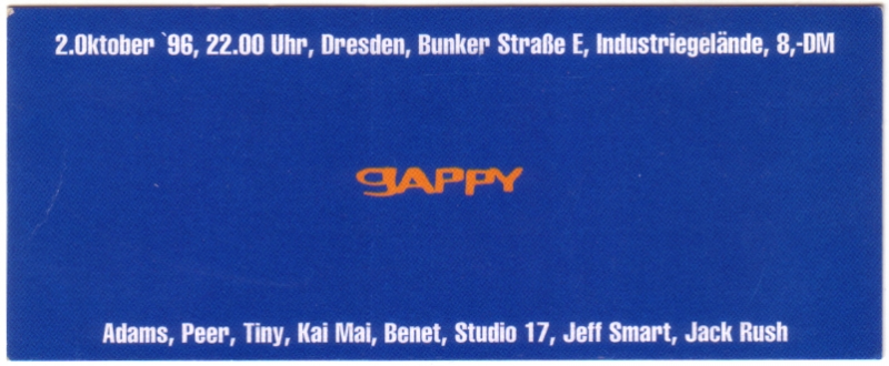 Gappy-Party