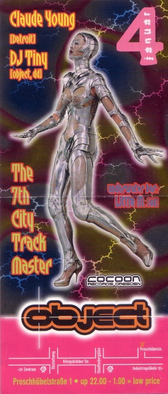 The 7th City Track Master
