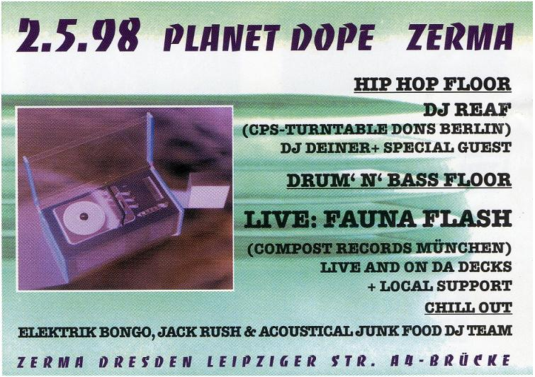Planet Dope