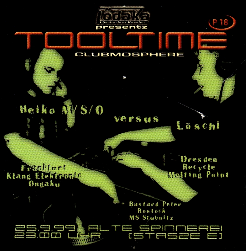 Tooltime Clubmosphere